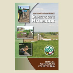 Maryland Department of Agriculture Supervisor's Handbook