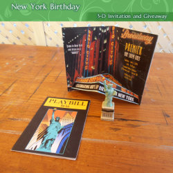 New York Birthday