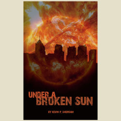 Under A Broken Sun Book Cover