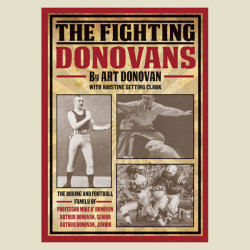 The Fighting Donovans Book Cover
